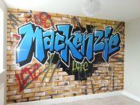 108 best Kids Bedroom Graffiti images on Pinterest