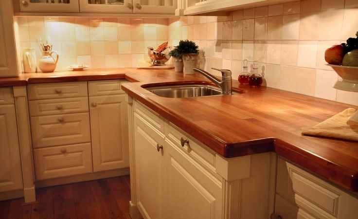 Butcher Block Countertop Care How To Take Care Of Wood Kitchen Countertops - Butcher