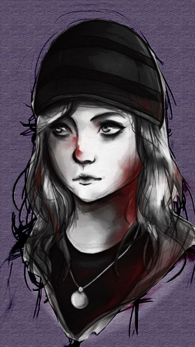 Until Dawn wallpaper Ashley   iPhone Wallpapers   Pinterest   Wallpapers and Until dawn