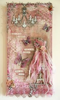 shabby chic crafts to make and sell - Google Search ...