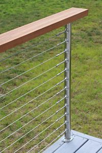 25+ best ideas about Cable Deck Railing on Pinterest ...