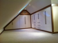 Built in loft storage | cottage loft storage and bedroom ...
