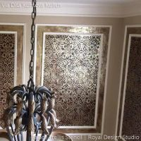 1000+ ideas about Moroccan Wall Stencils on Pinterest ...
