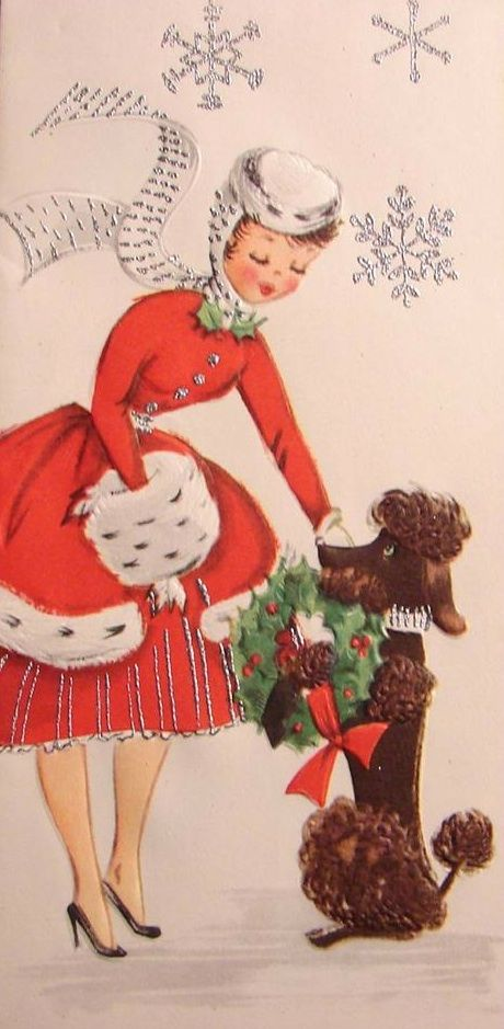 Pinterest Christmas Vintage 17 Best Ideas About 1950s Christmas On Pinterest | Vintage