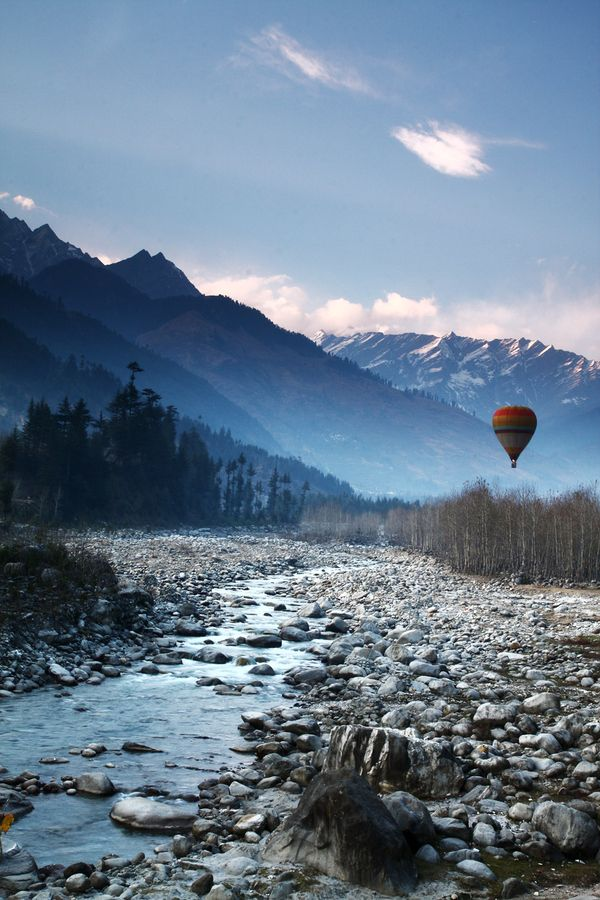 #Manali. Incredible India: