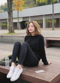 Best 20+ Korean short hair ideas on Pinterest   Asian ...
