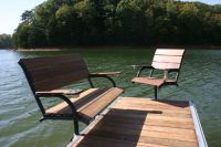 7 best Dock Seating images on Pinterest