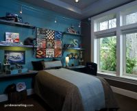 17+ images about Boy Bedroom Ideas on Pinterest | Loft ...