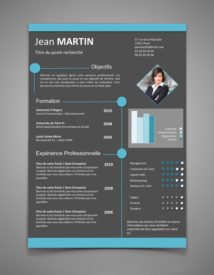 free resume template downloader