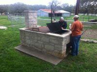 awesome backyard smoker/grill   smoker   Pinterest ...