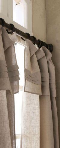 25+ best ideas about Farmhouse curtains on Pinterest ...