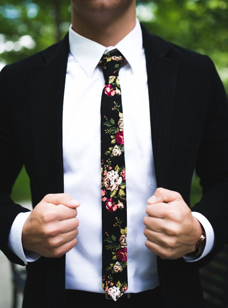25+ best ideas about Floral tie on Pinterest