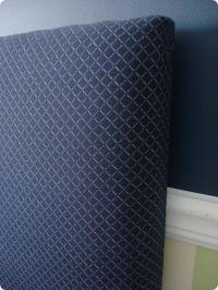 1000+ ideas about Foam Headboard on Pinterest | Dorm room ...
