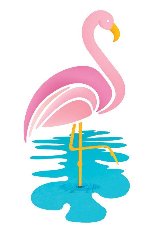Best 25+ Flamingo art ideas on Pinterest