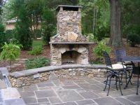 25+ best ideas about Outdoor fireplace brick on Pinterest ...