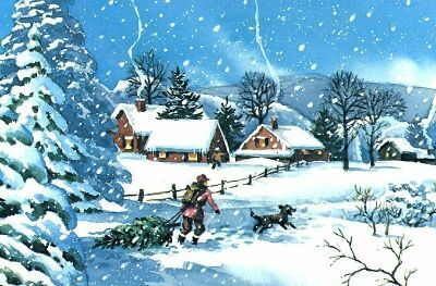 Free Animated Falling Snow Wallpaper Animated Winter Slide Show Screen Saver Features 8