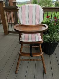 1000+ images about Wooden Baby High Chair Cover on ...