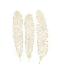 Oh So Lovely Blog // Free Feather Printables   lovely ...