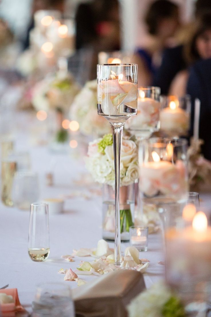 Tulip Table 280 Best Images About Floating Candle Centerpieces On