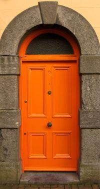 17 Best ideas about Orange Front Doors on Pinterest ...