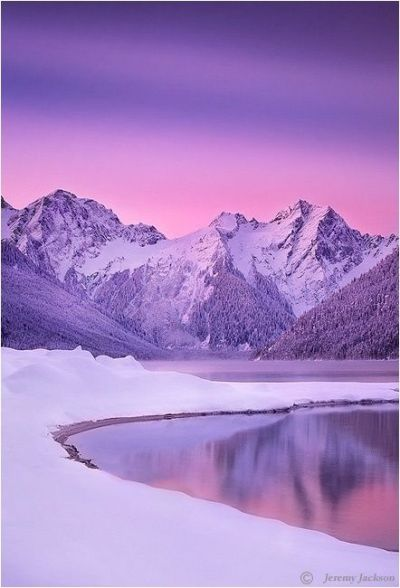 Best 25+ Winter sunset ideas on Pinterest   Winter nature photography, Winter pictures and ...