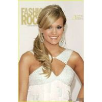 25+ best ideas about Side ponytail wedding on Pinterest ...