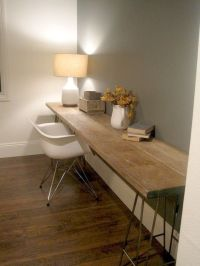 25+ Best Ideas about Long Desk on Pinterest | Filing ...