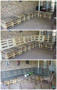 25+ best ideas about Pallet furniture instructions on ...