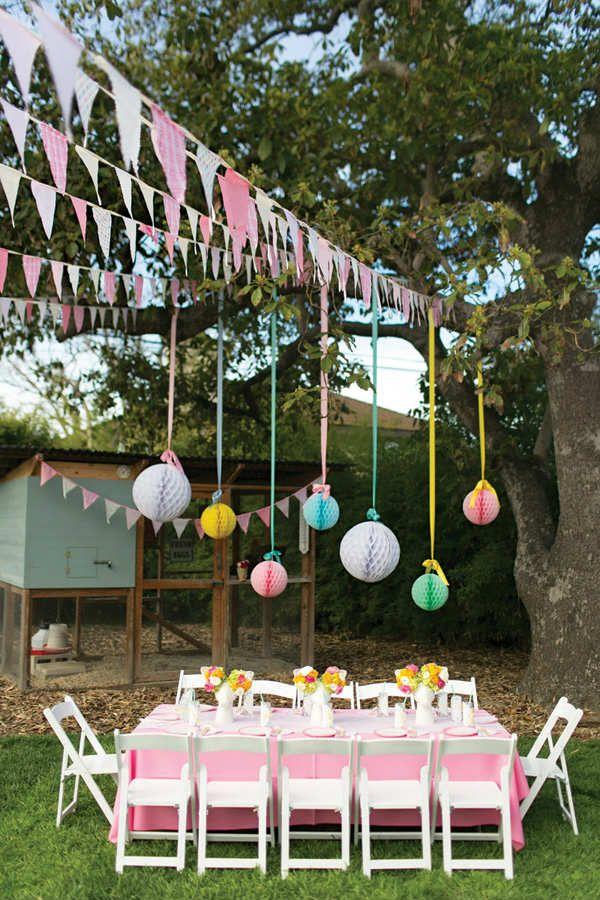 25+ best ideas about Garden birthday on Pinterest