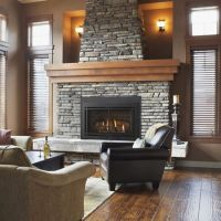1000+ ideas about Vented Gas Fireplace on Pinterest   Gas ...