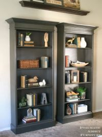 How to Upgrade Bookshelves | Home Inspiration | Pinterest ...
