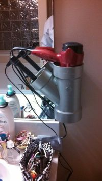 17 Best images about Hair dryer storage on Pinterest ...