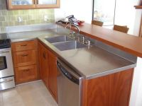 1000+ images about Stainless Steel Kitchen Countertops on ...