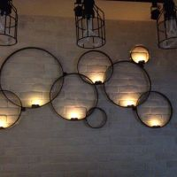 17 Best ideas about Candle Wall Decor on Pinterest | Iron ...