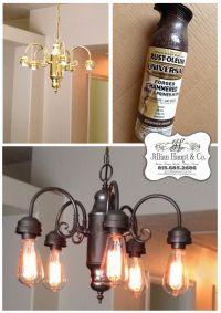 25+ best ideas about Painting Light Fixtures on Pinterest ...