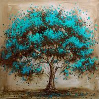 25+ best ideas about Tree Paintings on Pinterest | Tree ...