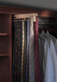 Top 25+ best Tie storage ideas on Pinterest | Tie rack ...