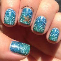 17 beste ideen over Oceaan Nagelkunst op Pinterest ...