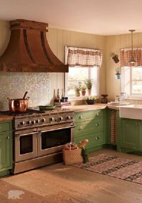 83 best images about Colorful Kitchens on Pinterest ...