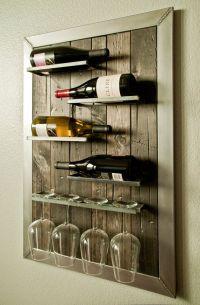 25+ best ideas about Wine rack wall on Pinterest