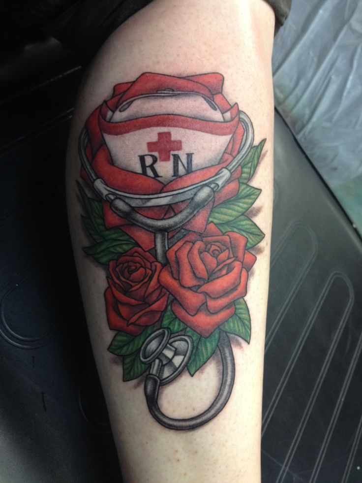 1000 ideas about nurse tattoos on pinterest tattoos