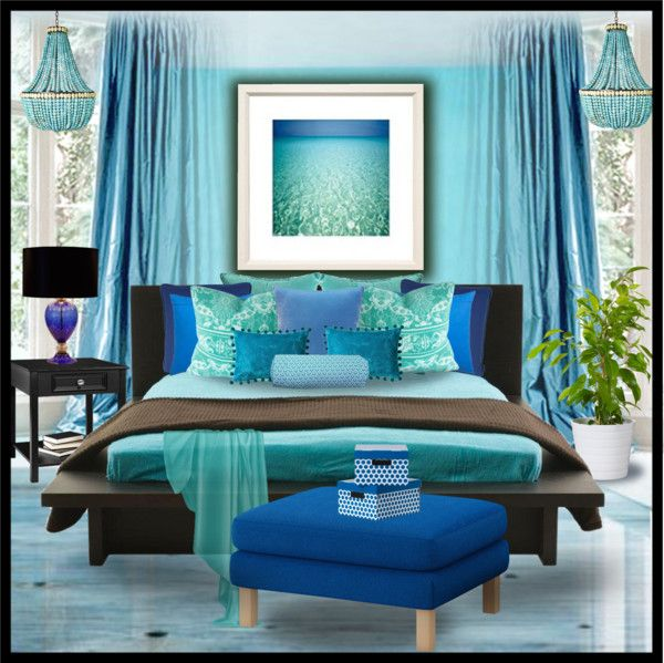 25+ best ideas about Turquoise bedrooms on Pinterest