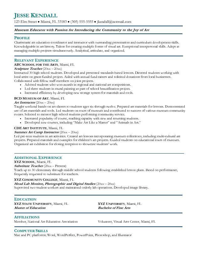 my design for an elementary teacher resume sample resume for - education resume template word