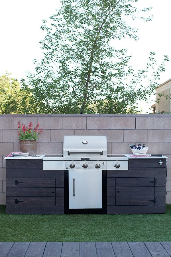 Diy outdoor kitchen design 10 tips for building a grill
