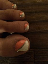 25+ best ideas about Fall pedicure designs on Pinterest ...