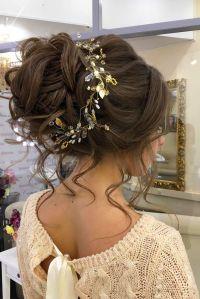 25+ best ideas about Wedding bun hairstyles on Pinterest ...