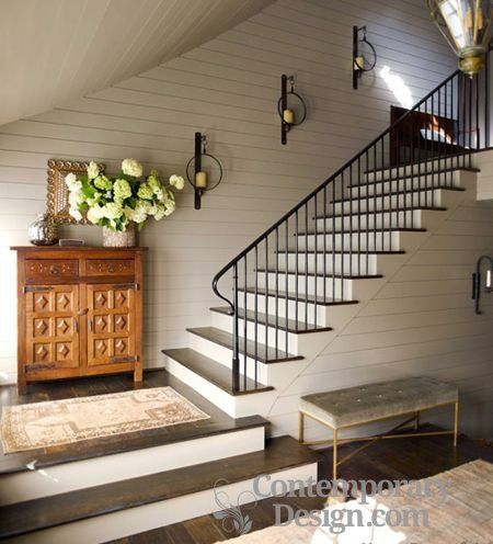 1000+ Ideas About Stair Landing Decor On Pinterest | Stair Wall