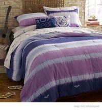 NIP Roxy TEMPA TIE-DYE Twin/Twin XL Comforter BED IN A BAG ...
