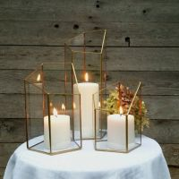 25+ best ideas about Gold candle holders on Pinterest ...
