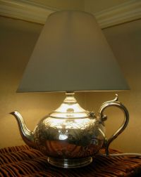 25 best images about Tea Pot Lamps on Pinterest | Custom ...
